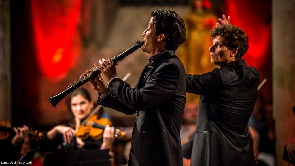 L'Orchestre de Chambre Nouvelle Europe & Nicolas Krauze