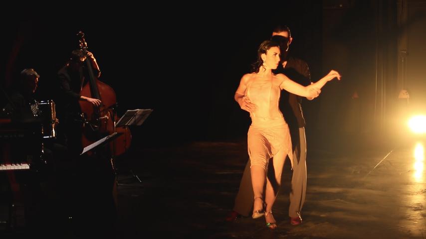 Au Rythme du Tango